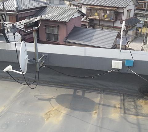 テレビ・LAN配線工事